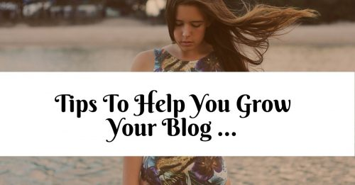 Tips To Help You Grow Your Blog 3