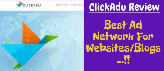ClickAdu Review