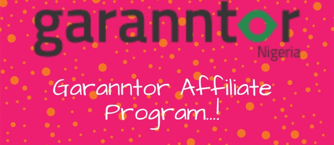 Garanntor Affiliate Program : Earn Upto 30% Commission 1