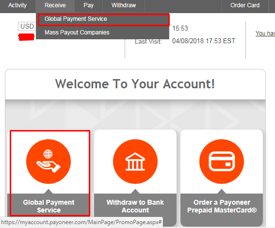 setup stripe account for non-US citizens