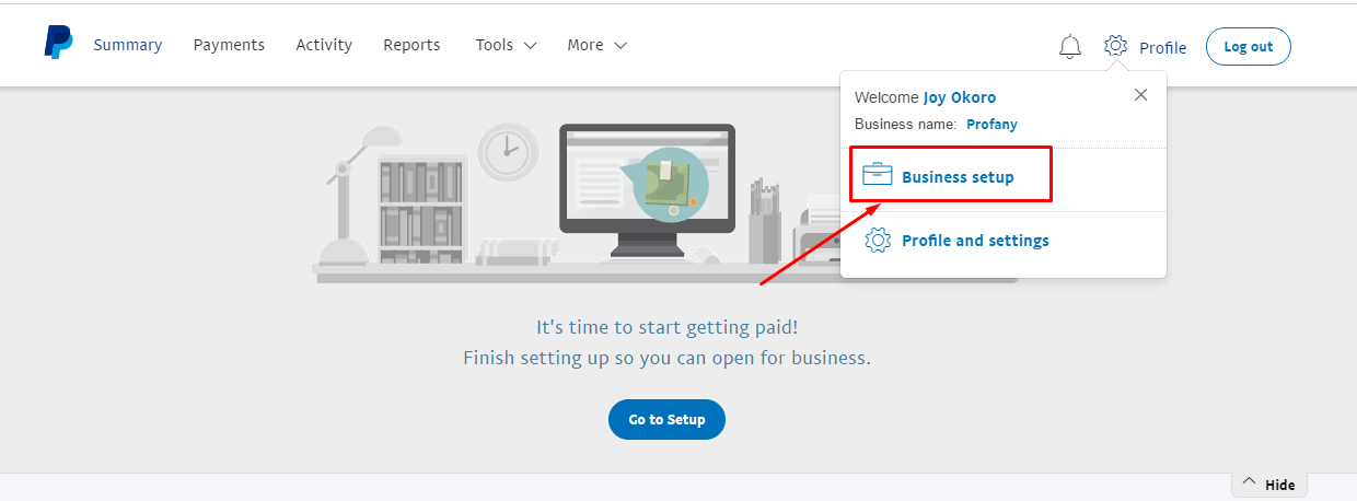 automate download after paypal payment