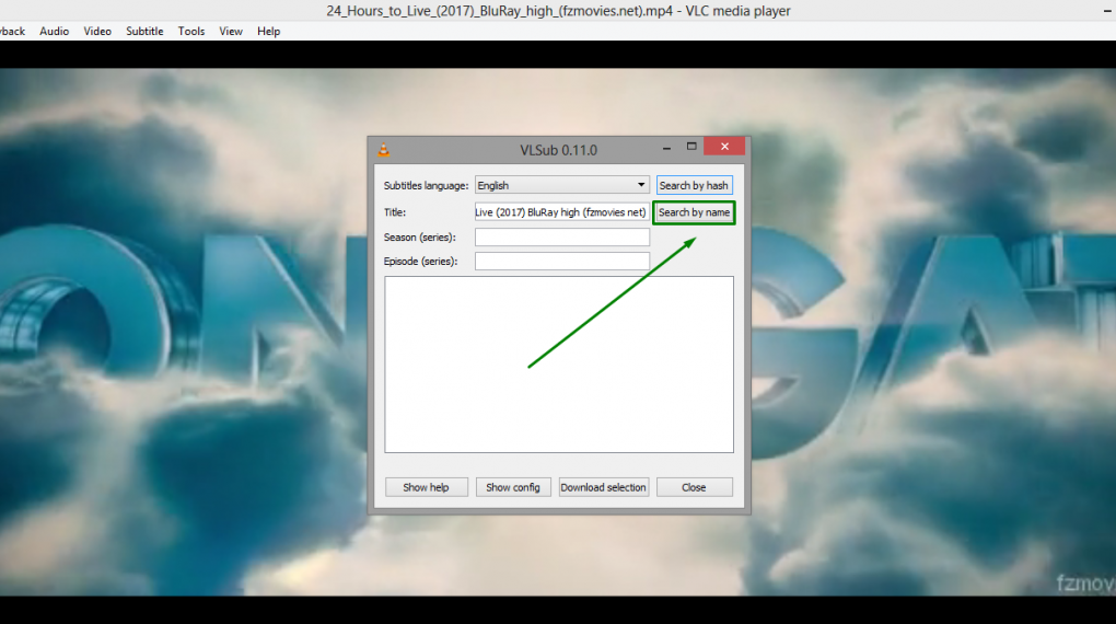 How to easily Download Subtitles In VLC Media Player