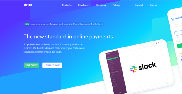 dropshipping with stripe